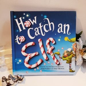 Other - New, How to catch an Elf kid book